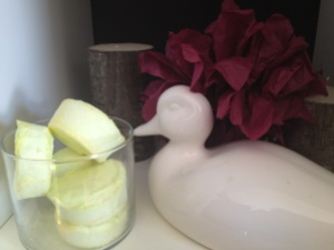 DIY: Lush Shower Steamer Hack via www.mommyzoid.ca