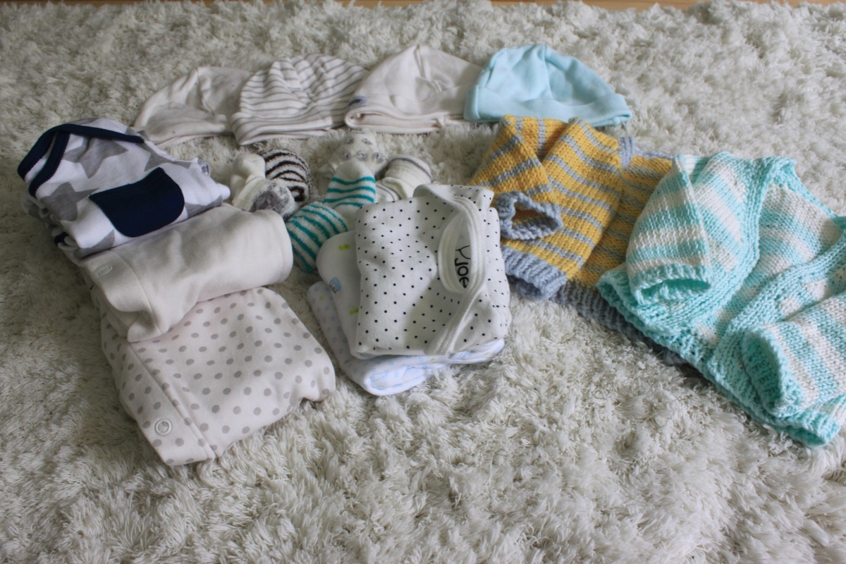 What to pack for baby for the hospital