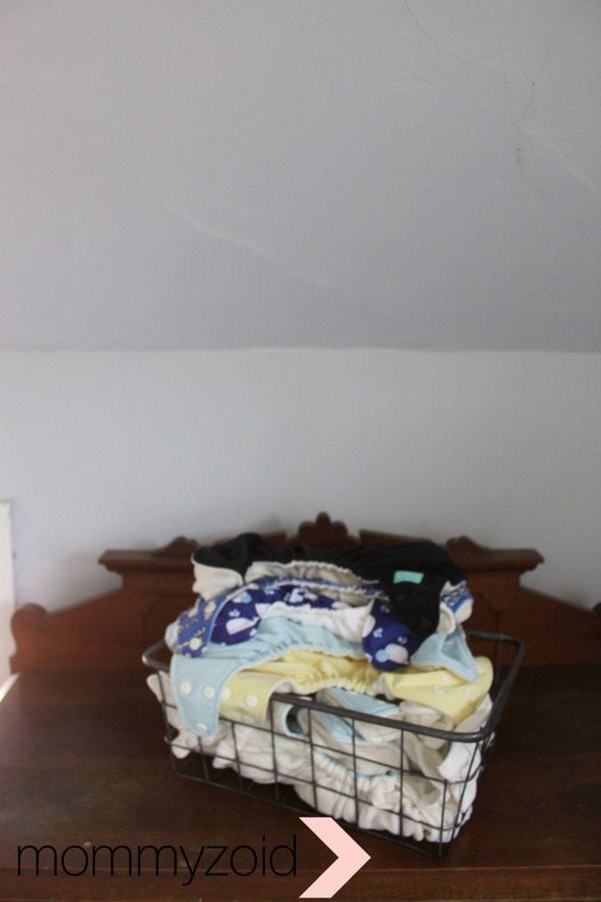 Cloth Diaper Laundry: Cottage Edition via www.mommyzoid.com