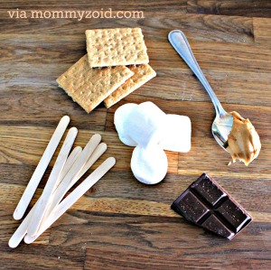 S'more Pop Recipe -- mommyzoid.com
